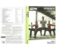 Les Mills Body Flow 38 Complete DVD, CD, Case and Notes