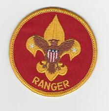 "Ranger Position Patch (2002 - 2009), ""Scout Stuff"" Backing, Mint!"