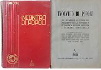 INCONTRO DI POPOLI - Documentario sui Viaggi di Giovanni Gronchi