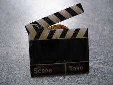 PINS RARE CLAP FILM Movie FESTIVAL CINEMA SCENE TAKE