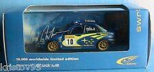 SUBARU IMPREZA WRC WINNER RMC 2002 1/43 IXO PRODRIVE