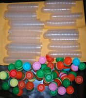 """400 Empty 1"""" Vending Capsules For Gumball Machines - Bulk Toys - """"AA"""" Quality"""