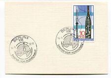 1978 Berlin 8 108 Erster DDR-Kosmonaut Interkosmosprogramm SPACE NASA