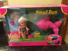 Pool Fun Kelly NRFB  Barbie's Little Sister