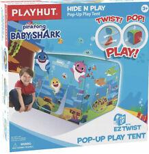 PinkFong Baby Shark Pop Up Tent