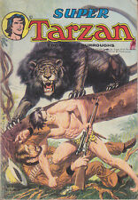 C1 Rice BURROUGHS Super TARZAN 1ere Serie #  34 1978 SAGEDITION
