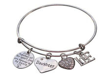 Daughter Bangle Bracelet - Perfect Gift for Daughters