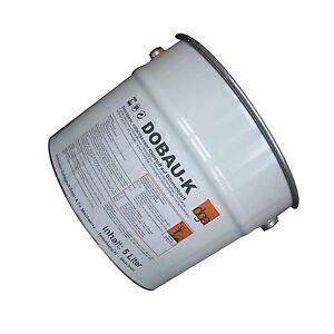 Dobau-K Bitumen Kaltkleber 4,6kg / 5l Bitumenkleber Kleber Bitumenkaltkleber