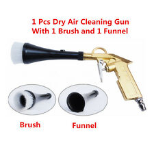 Universal Tornado Car Motorcycle Machine Dry Cleaning Gun Brush Clean Spray Tool