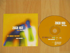 CD - ZUCO 103 featuring TARA CHASE - GET URSELF 2GETHER - SPACER / DAVID WALTERS