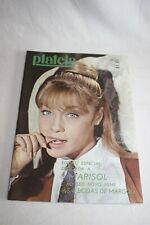 RARE - MARISOL magazine cover full mag article - Portuguese PLATEIA
