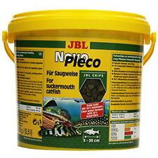 JBL NovoPleco 5,5 L Novo Pleco Algenchips für Algenfresser