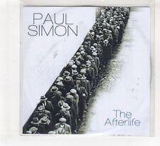 (HF306) Paul Simon, The Afterlife - 2011 DJ CD