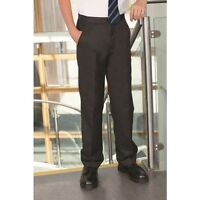 BOYS SCHOOL TROUSER SENIOR UNIFORM INCLUDING BIG SIZES LONG LEGS KIDS TROUSERS