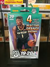 2019-2020 PANINI NBA MOSAIC HANGER BOX BASKETBALL CARDS - JA? ZION? NEW SEALED