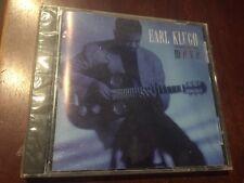 EARL KLUGH - Move - CD - Import - **BRAND NEW/STILL SEALED**