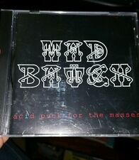 Mad Batch -  Acid Punk For The Masses MUSIC CD- FREE POST