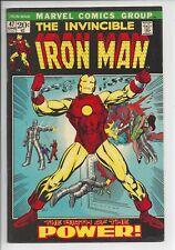 Ironman 47 (7.0) F+ -Origin of Ironman *MARK JEWELER INSERT* RARE
