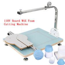 Foam Cutting Machine Hot Wire Foam Sponge Styrofoam Cutter Table Tool Fireproof