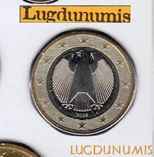 Allemagne 2006 1 Euro A Berlin BU FDC provenant du coffret 75000 exemplaires