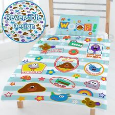 OFFICIEL Hey Duggee Woof Junior Ensemble de HOUSSE DUVET ENFANTS réversible
