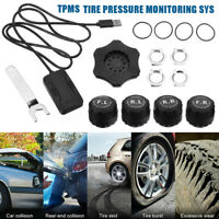 TPMS for Android CAR DVD External Car Tire Pressure Monitoring System 4