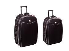 Handgepäck, Reisekoffer, Koffer, Trolly, ,Brilliant,mit Dehnfalte Größe L und M