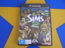 THE SIMS 2 - GAMECUBE - Wii Compatible