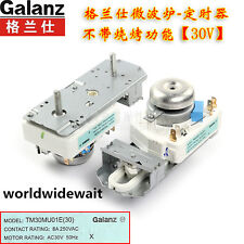 Microwave Oven Timer Without Barbecue Function Regulating Switch 30V For Galanz