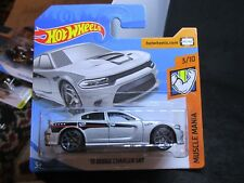 HOT WHEELS 2018 066/365  '15 DODGE CHARGER SRT NEW ON CARD