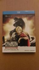 Fullmetal Alchemist Brotherhood Collection One Blu-ray Disc 2012 Sealed! Read