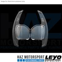 Leyo Motorsport Audi S Tronic Billet Paddle Shifter Extenders Black v1 PA001B