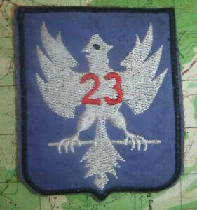 Patch - ARVN 23rd INF - TAY NINH EAGLES, Central Highlands - Vietnam War - 4853