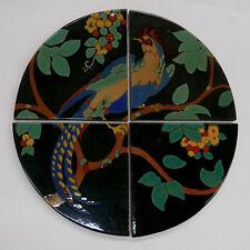 Taylor California 4-Tile Round Pheasant Panel