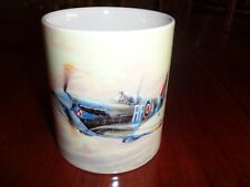 Norfolk China Ceramic Mug SPITFIRE Plane RAF