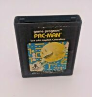 PACMAN Atari 2600 Video Game Cartridge CX-2646 Tested Works PAC-MAN