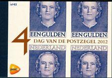 Nederland NVPH  PR 43 Dag van de postzegel 2012