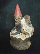 Beautiful Vintage Tom Clark Knome Fairy Figurine Pete & Re-Pete Mythical Statue
