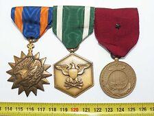 Barrette de Decorations / Medailles  USA  ( 058 )