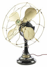 1926  VERITYS JUNIOR ORBIT ANTIQUE ELECTRIC FAN - Birmingham, England