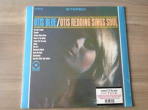 OTIS REDDING OTIS BLUE 180 Gram Vinyl LP Special Edition Blue Vinyl