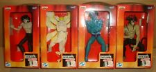 DEVILMAN FIGURE COLLECTION 2 SET COMPLETO 4 PZ. AKIRA/SATAN BANPRESTO 1999