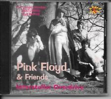 CD ALBUM 9 TITRES--PINK FLOYD & FRIENDS--INTERSTELLAR OVERDRIVE