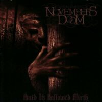 Novembers Doom ‎– Amid Its Hallowed Mirth - CD NEU