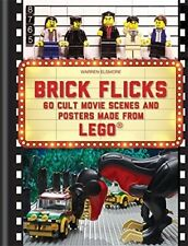 Brick Flicks: 60 cult movie scenes & posters made from Lego, New Books