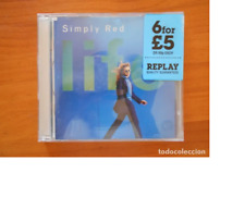 CD SIMPLY RED - LIFE (EH)
