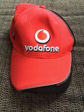 Vodafone McLaren Mercedes F1 Team Hat Jenson Button