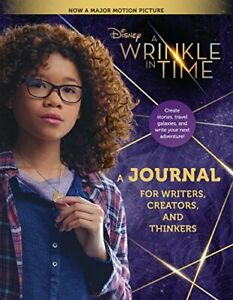 A Wrinkle in Time: A Journal for Writers, Creators, and Thinkers,Disney, Victo