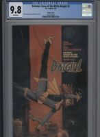 Batman: Curse Of The White Knight #5 CGC 9.8 Variant Cover