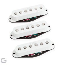 Seymour Duncan YJM Fury STK-S10 Single Coil Pickup Set Blanc